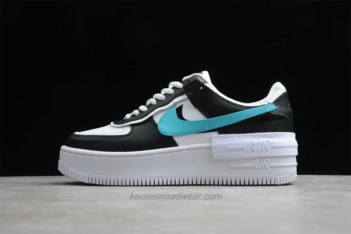 Nike Air Force 1 SHADOW SE J1641 041 Unisex White / Blue / Yellow / Pink Casual Shoes