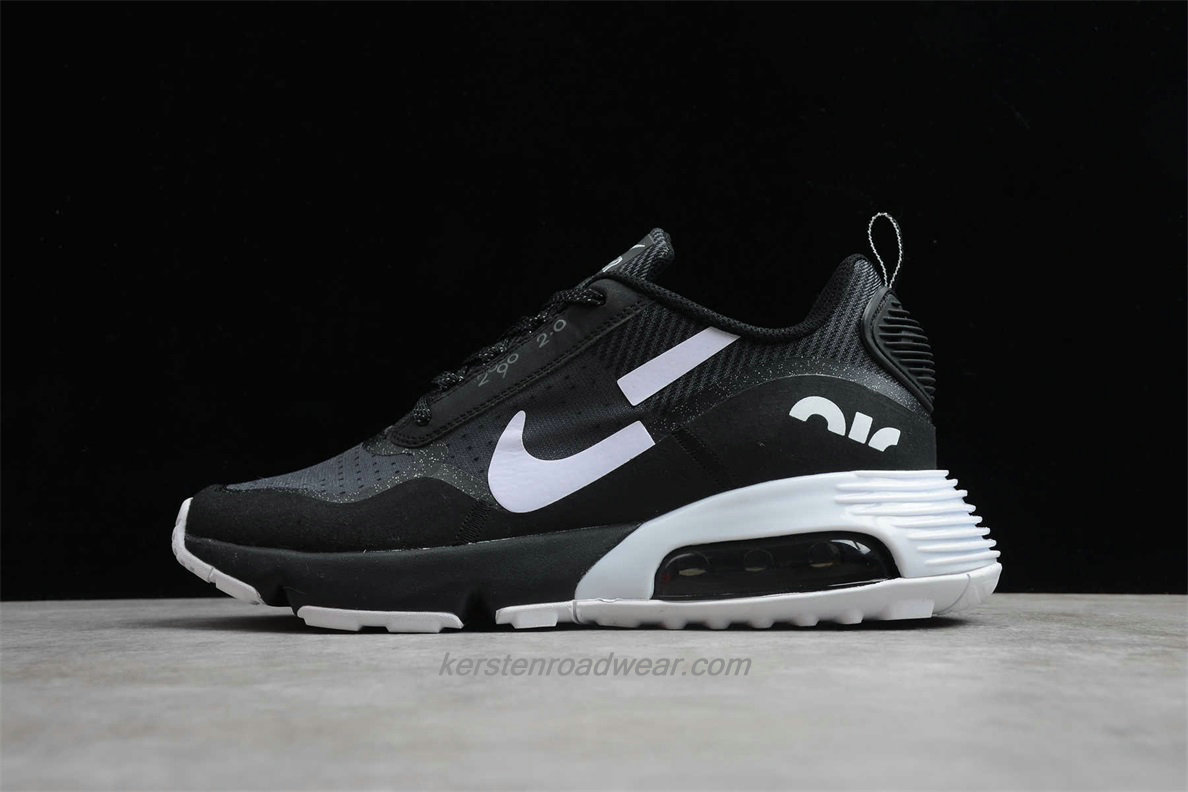 Nike Air Max 2090 2.0 BV9998 101 Unisex Black / White Running Shoes