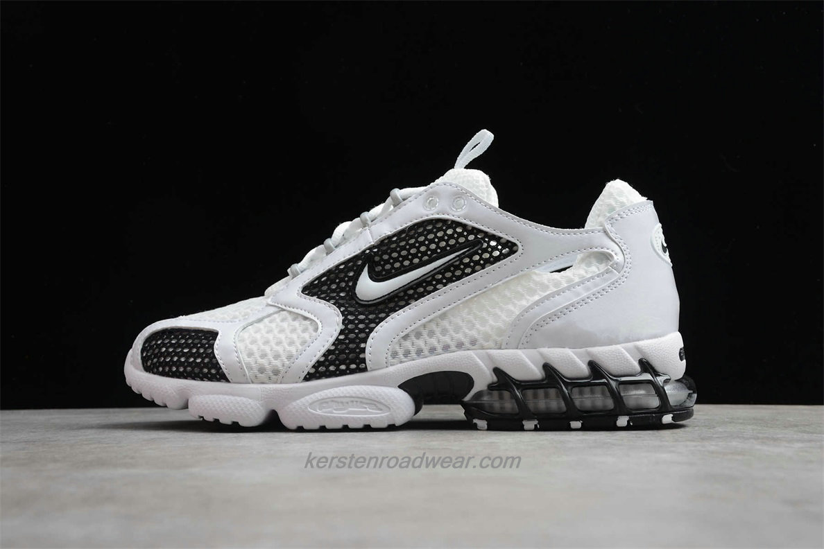 Nike Air Zoom Spiridon Cage 2 CJ1288 110 Unisex White / Black Running Shoes